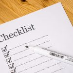 Moving checklist – steps to a perfect move!