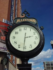Moving to Pennsylvania may mean moving to Allentown for the convenient affordability.