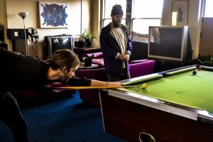 Moving your pool table from living room to the new home