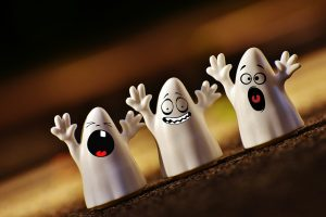 Three ghosts to see in the best places in Pennsylvania to visit this Halloween.