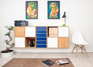 Protect your move by protecting your furniture and pictures on the wall