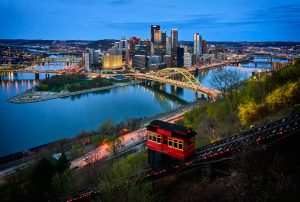 free thing to do in Pittsburgh - see the city