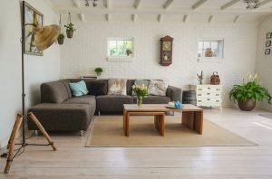 prepare your furniture for relocation - a living room